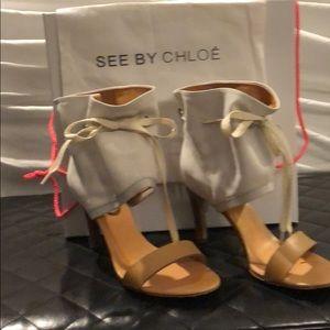 Chloe high heels